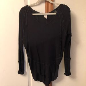 Free People thermal top size XS